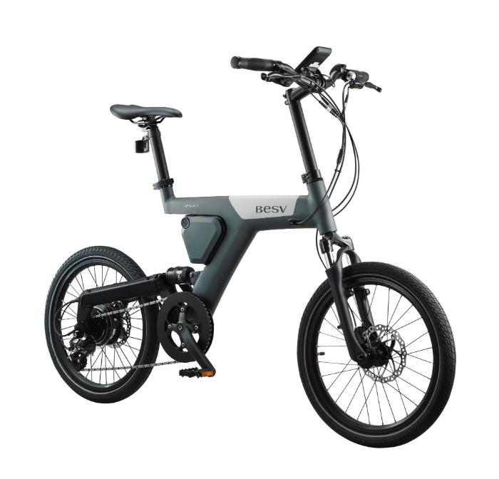 (複製)BESV|PSA1 SE 智慧動能自行車(白)