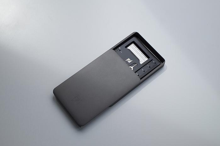 ZENLET | 工具卡 (黑)