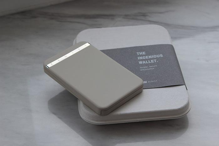 ZENLET|ZENLET Wallet(含RFID防盜卡)