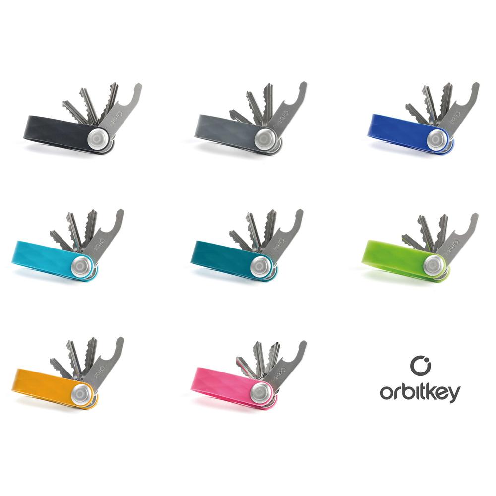 Orbitkey|極簡行動鑰匙圈