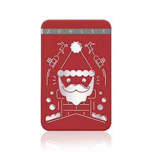 ZENLET|ZENLET Wallet (含RFID金卡) — 你所不知道的聖誕心事