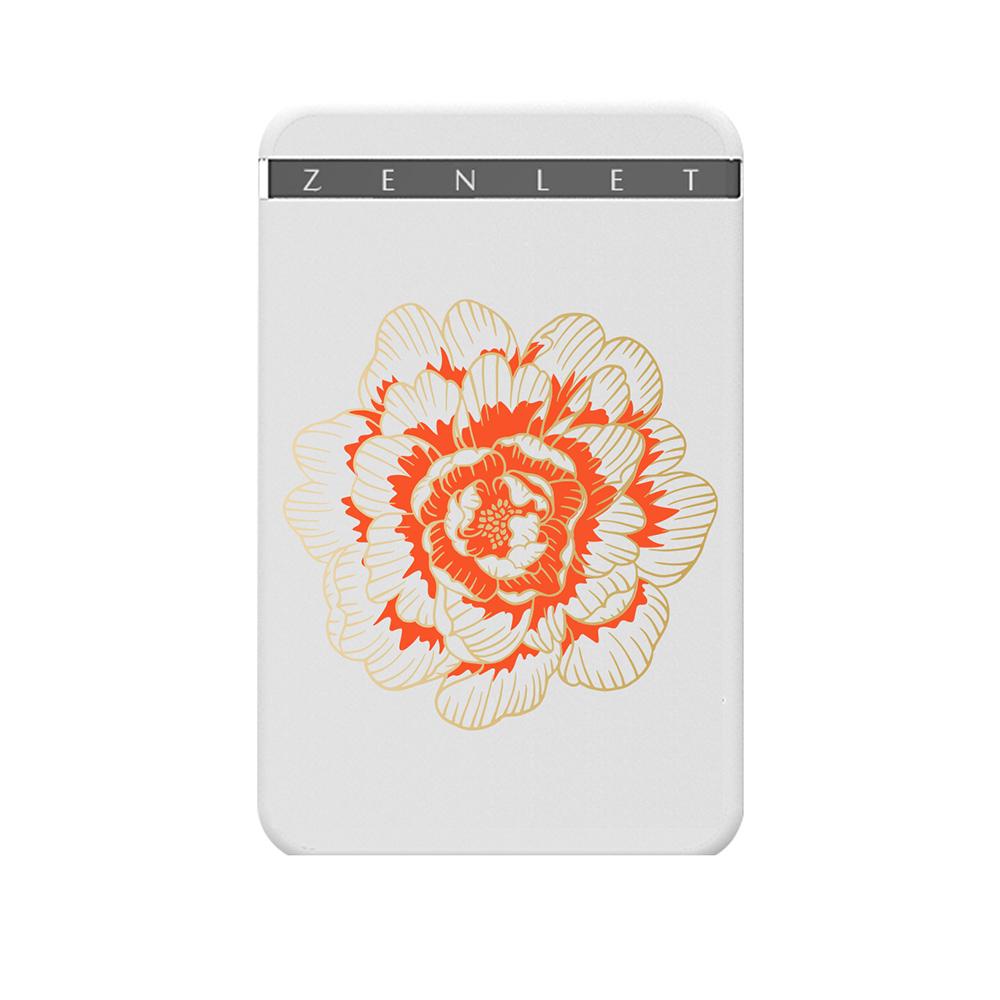ZENLET|ZENLET Wallet 《花繁。魚盛》(含RFID防盜卡)