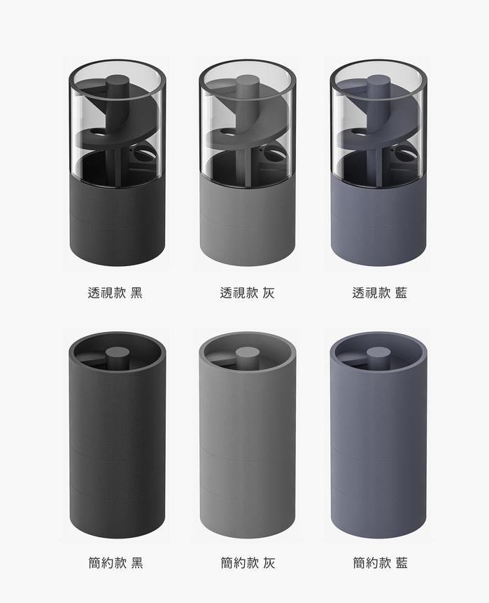 【集購】ZENLET|CoinDrift 隨興零錢筒(六款任選)