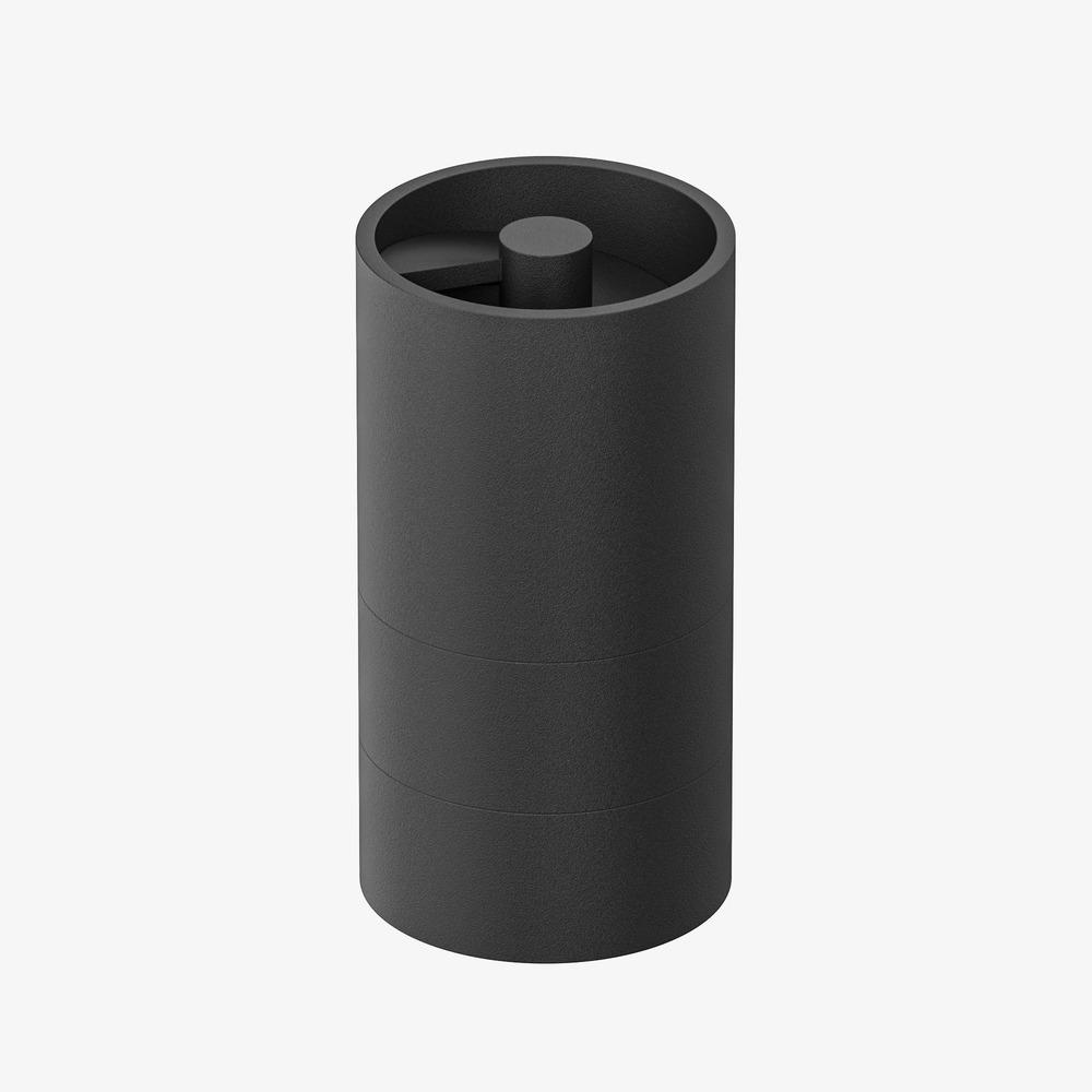 ZENLET|CoinDrift 隨興零錢筒 簡約黑