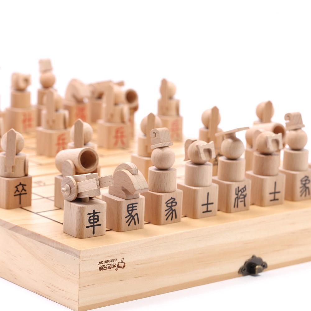 木匠兄妹|立體象棋