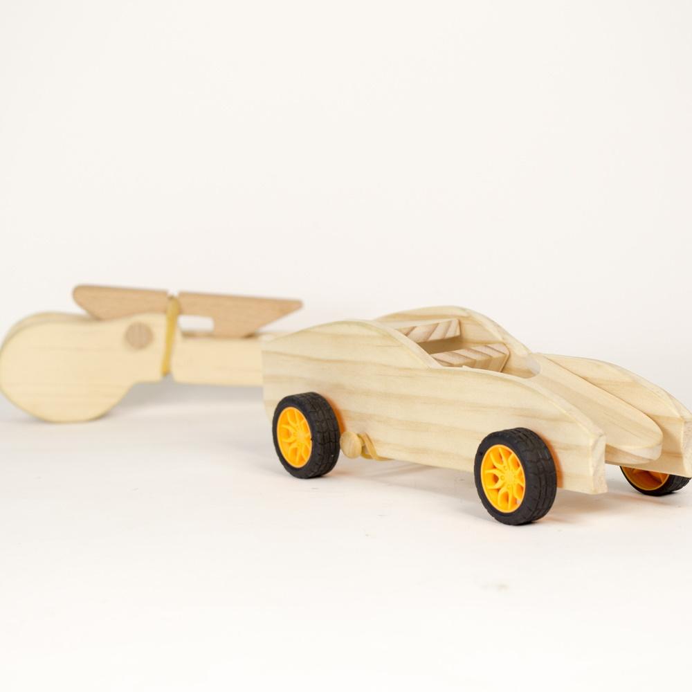 木匠兄妹|衝鋒飛車