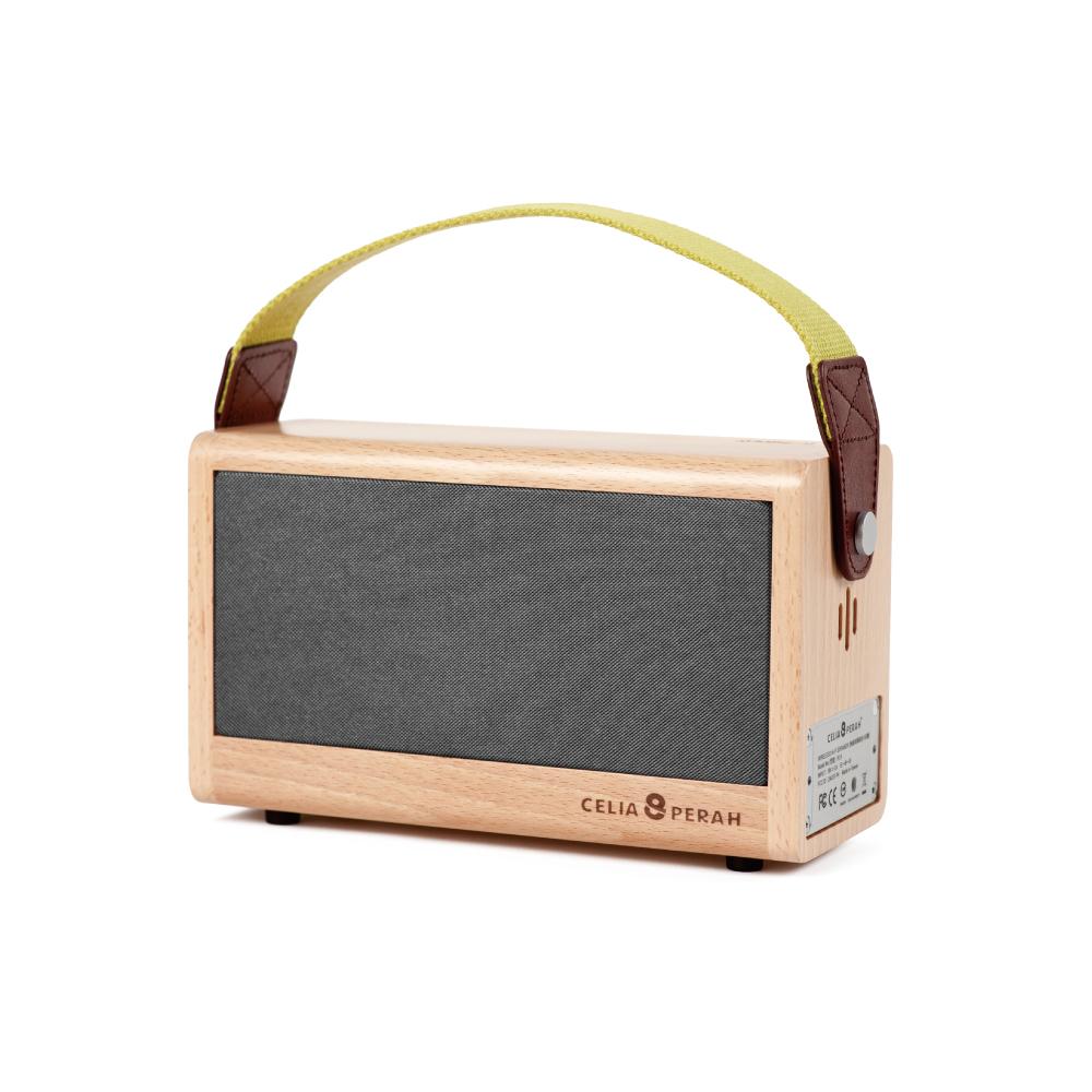 CELIA&PERAH|P3 II  無線高傳真實木音響