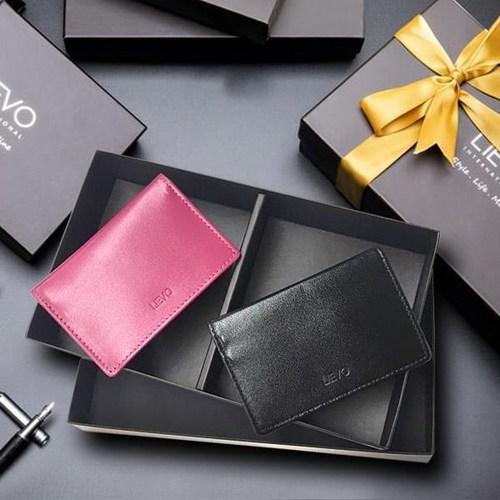 LIEVO|小羊皮名片夾禮盒