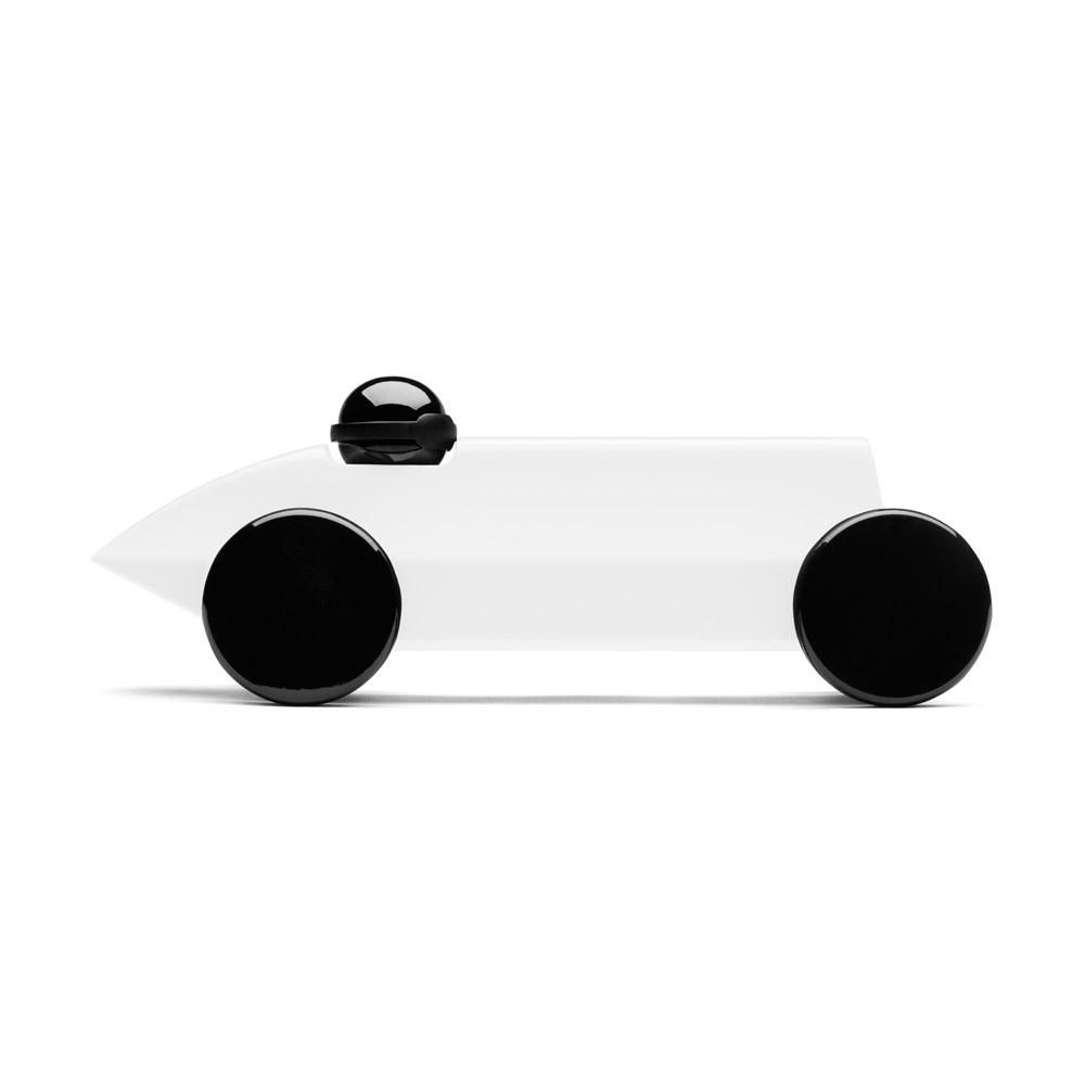 PLAYSAM|Mefistofele賽車(白)