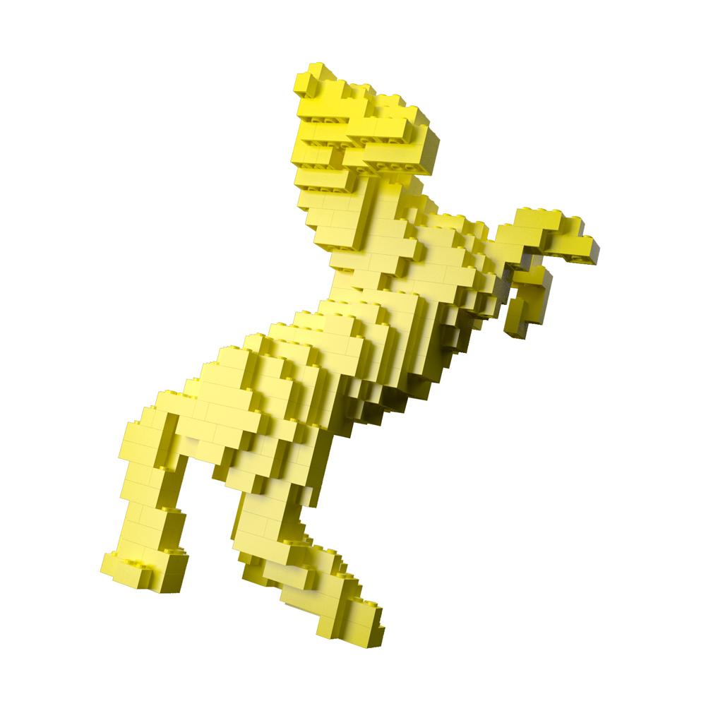 Briick Master 積木大師|駿馬奔騰-HORSE
