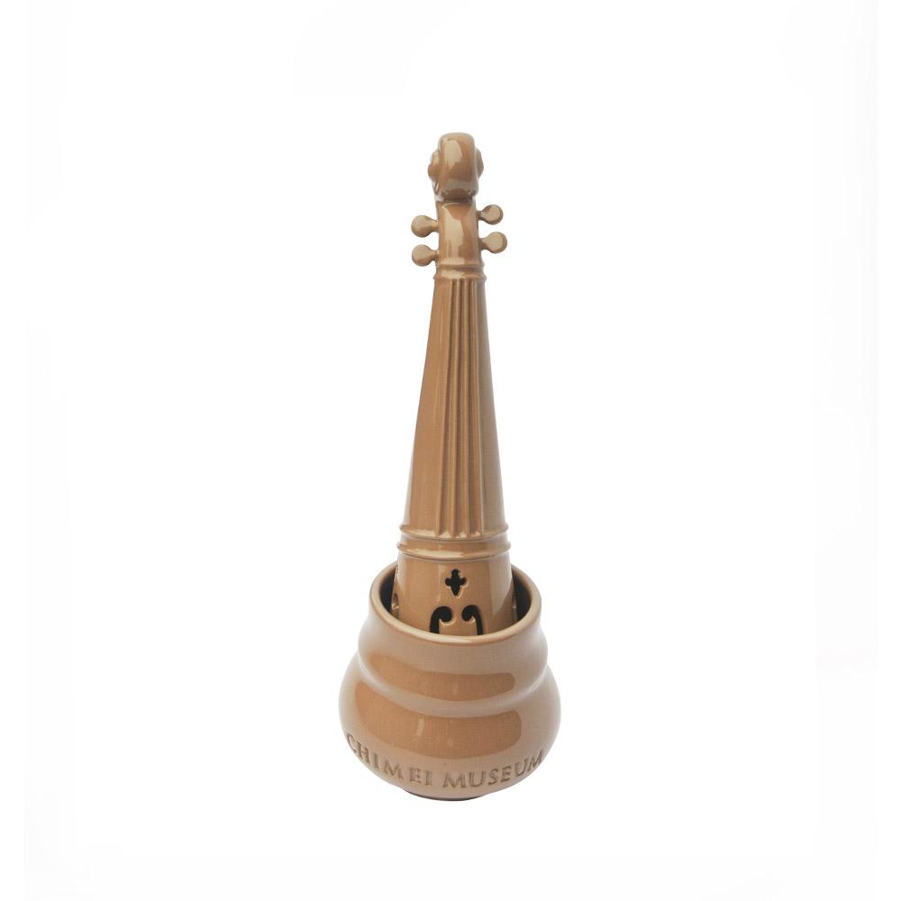 好合苑|提琴茶樂泡茶器-棕色