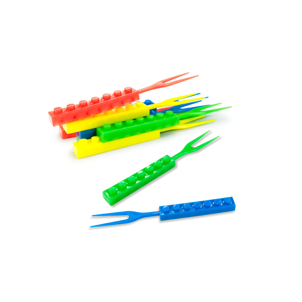 HOOBBE|積木造型牙籤(24入)