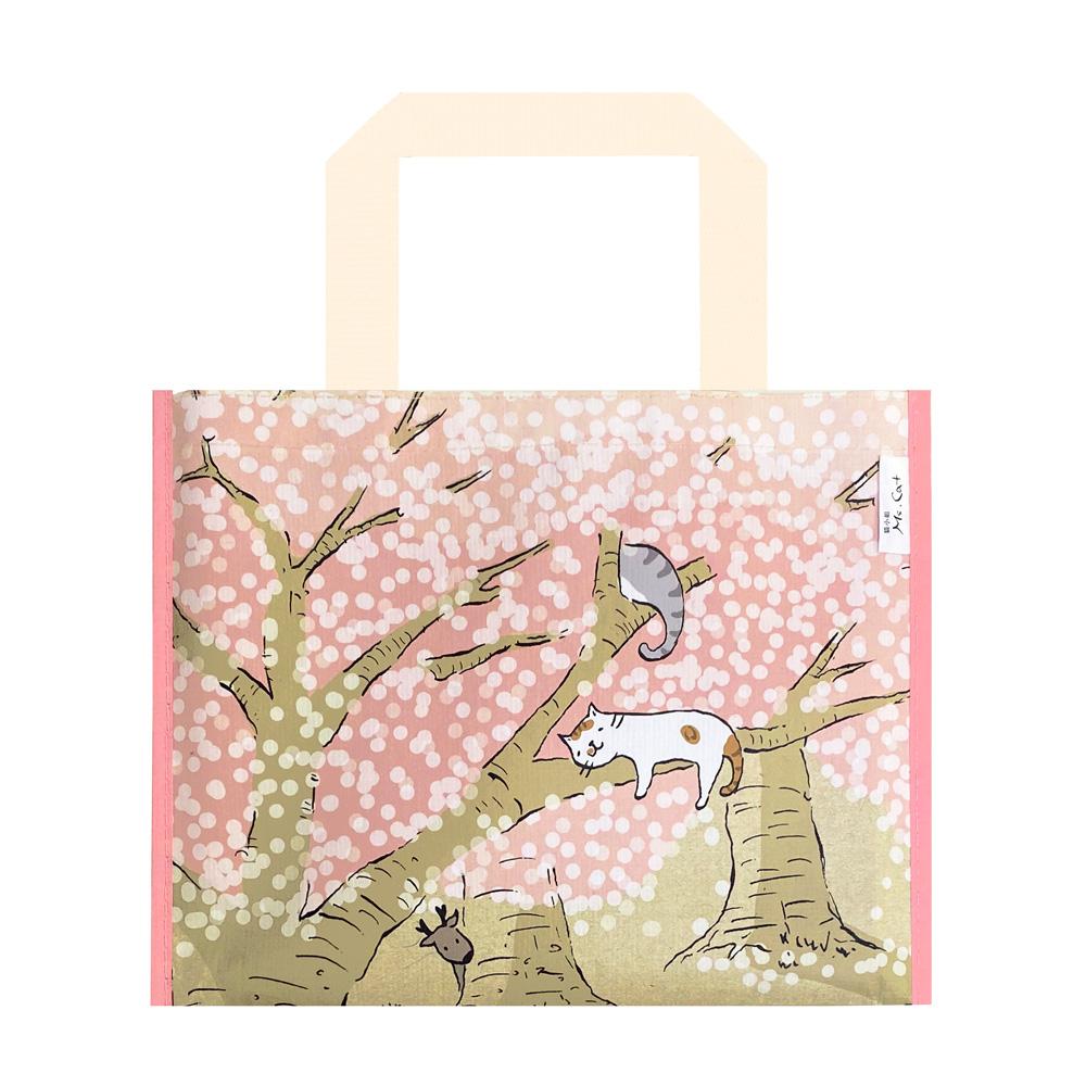 Sunny Bag|貓小姐Ms.Cat-野餐墊_浮世貓繪-櫻木花道