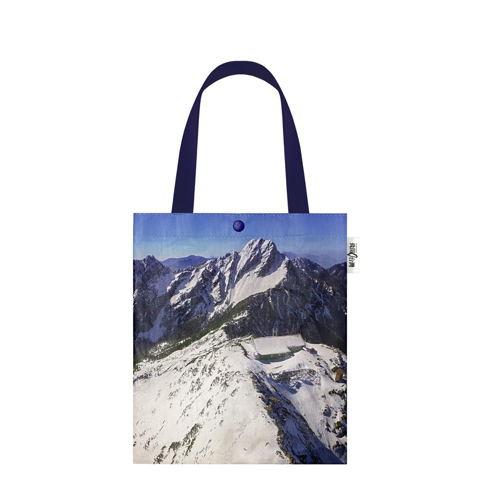 Sunny Bag|看見‧齊柏林基金會-文青包-玉山主峰與北峰