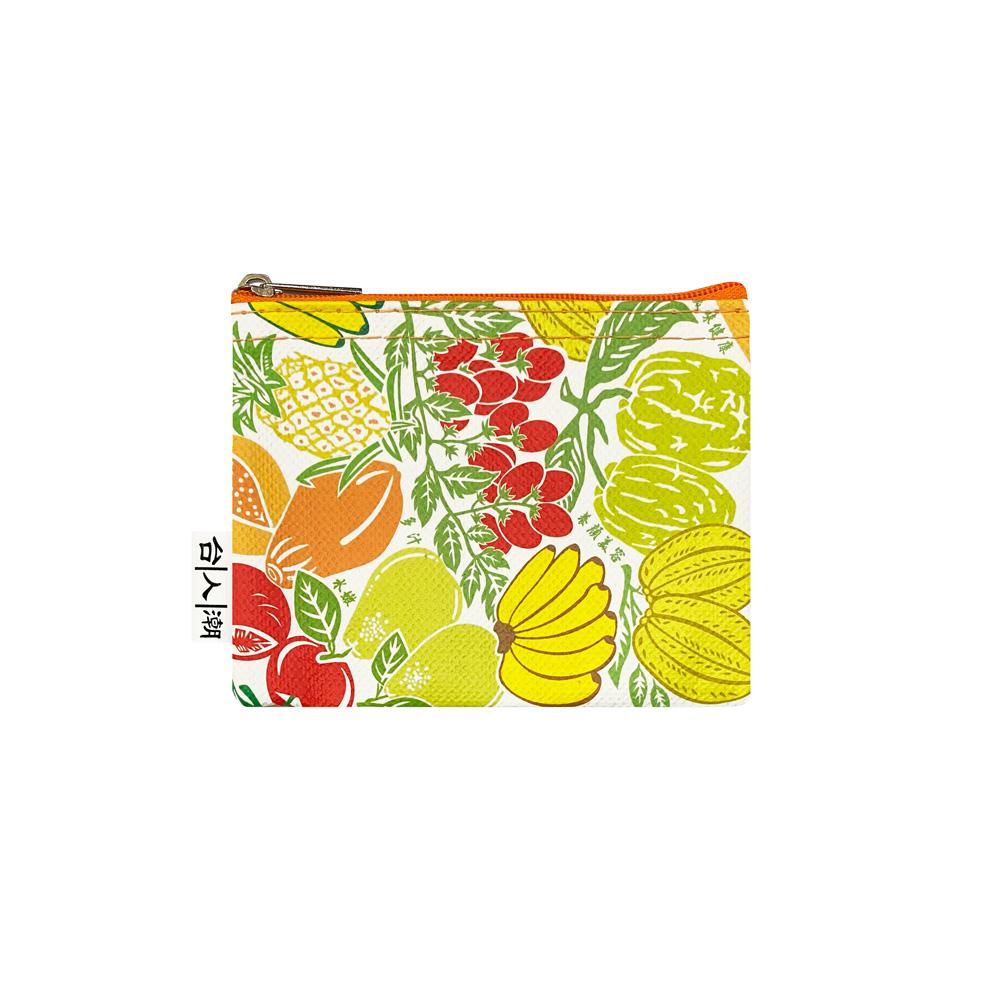 Sunny Bag 台人潮-零錢包-特選水果