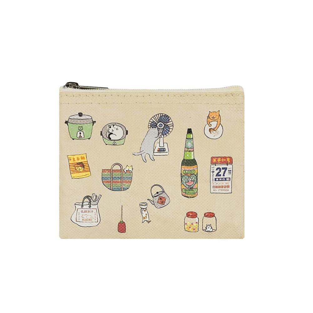 Sunny Bag|貓小姐Ms.Cat-萬用收納袋(小)_老東西
