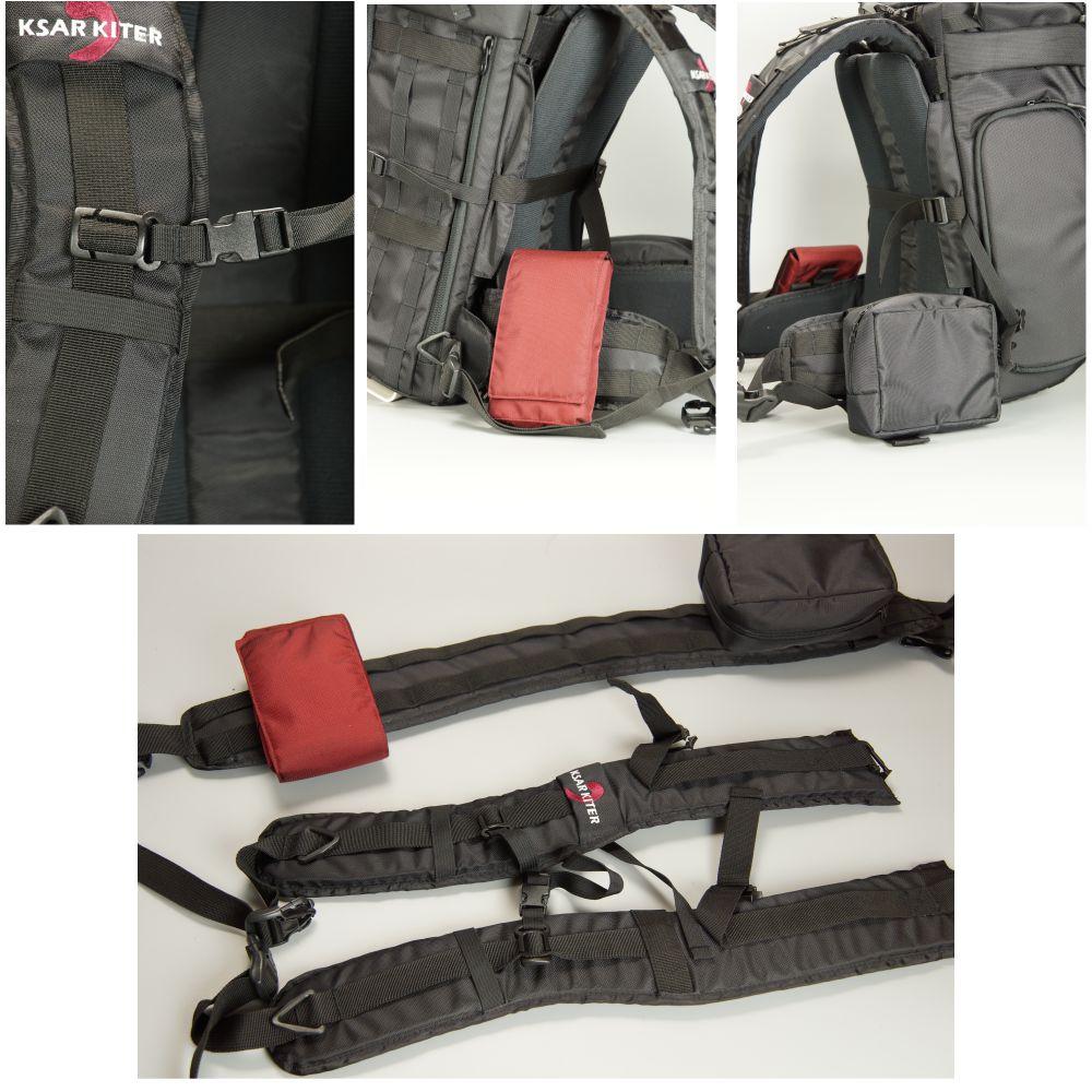 Ksarkiter|D系列高負重型背帶套件組