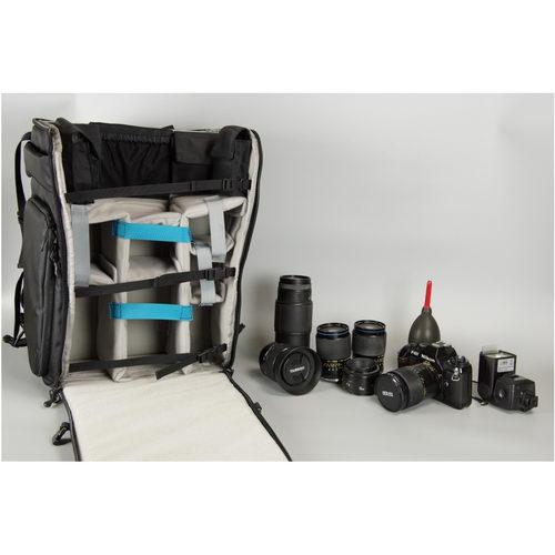 Ksarkiter|D506 反重心式攝影背包