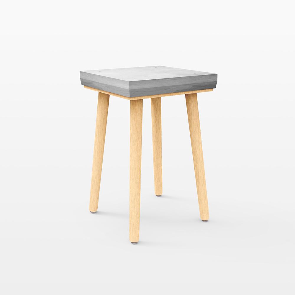 CELEMENT LAB|軟水泥單椅:Shorter休閒椅