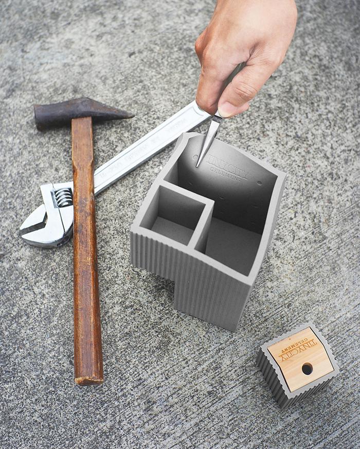 CELEMENT LAB|小城市軟水泥文具組