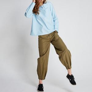 design+|軍綠縮口長褲(FIT1701PT02GN)