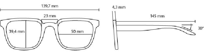 KERBHOLZ|原木太陽眼鏡 Theodor -黑木-灰色鏡片