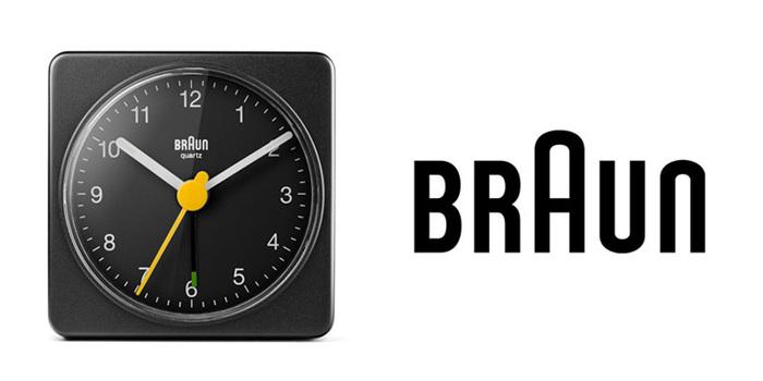 德國BRAUN百靈|復刻經典旅行鬧鐘-黑(BC02B)