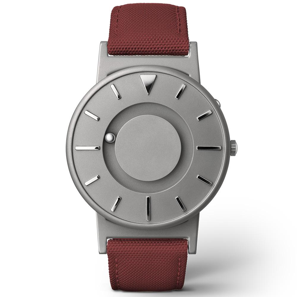 EONE|The Bradley 觸感腕錶(奔放紅)