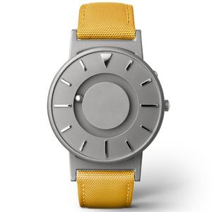 EONE|The Bradley 觸感腕錶(芥末黃)