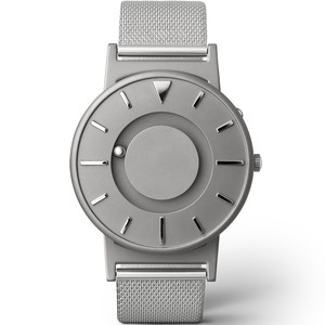 EONE|The Bradley 觸感腕錶(經典銀)