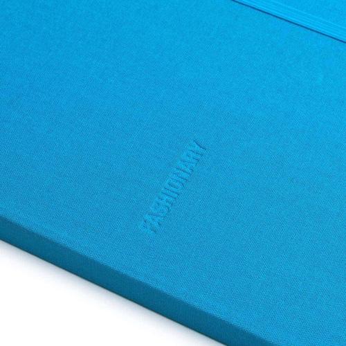 FASHIONARY|手繪本/ 女版/ A5/ 藍