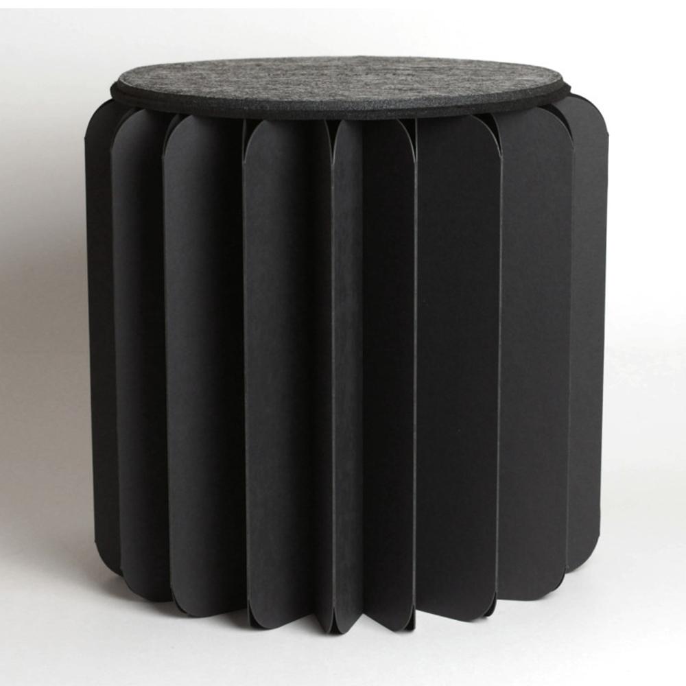 Bookniture|移動傢具-皮革黑