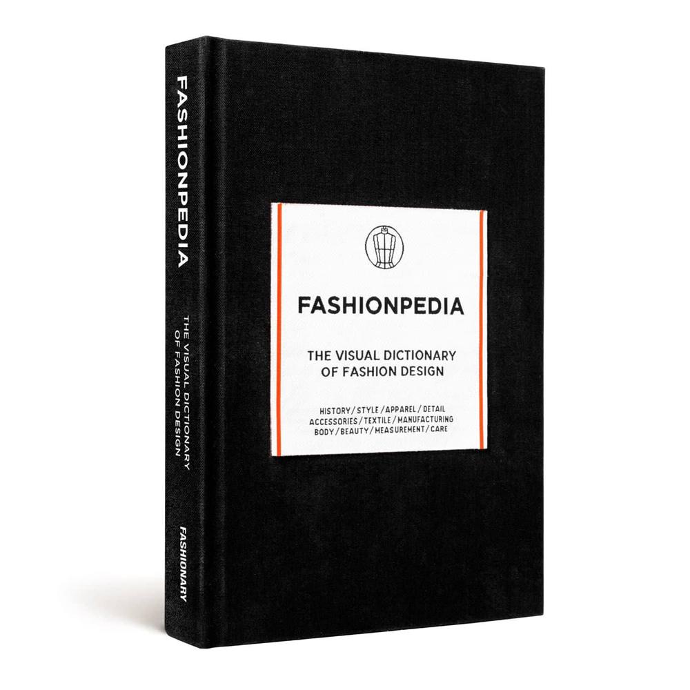 FASHIONARY|Fashionpedia - 時尚聖經