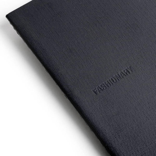 FASHIONARY|手繪本/ 男版/ A6/ 3件組/ 黑