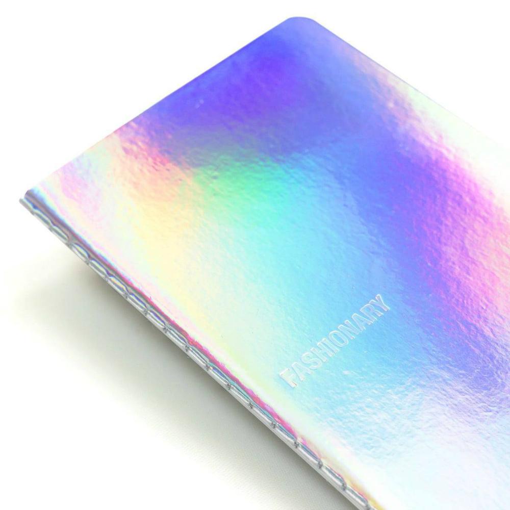 FASHIONARY|手繪本/ 女版/ A6/ 3件組/ 霓虹燈