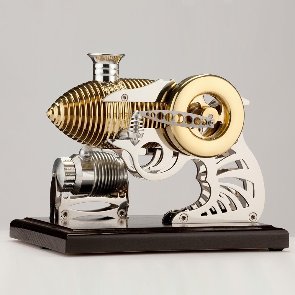 Boehm|德國工藝模型-The Smoking Colt Fireeater冒煙柯爾特