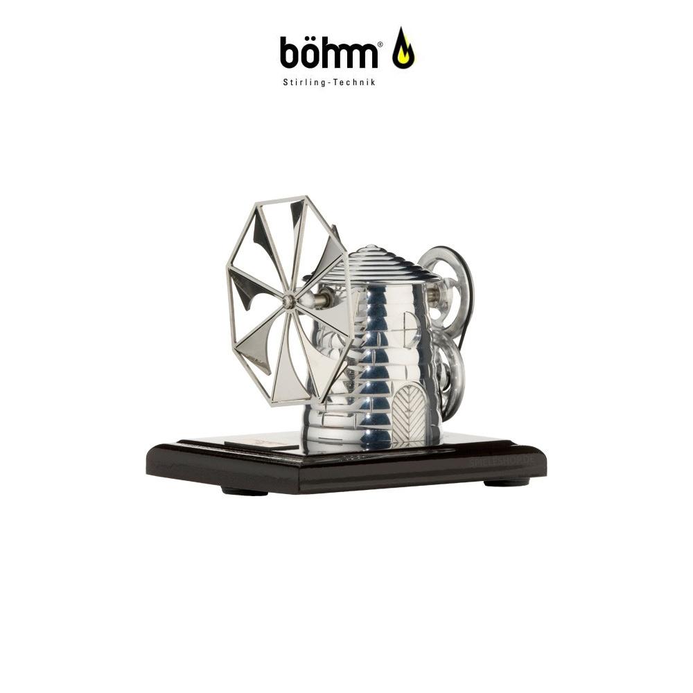 Boehm 德國工藝模型-Antriebsmodell W1 希臘科斯島風車