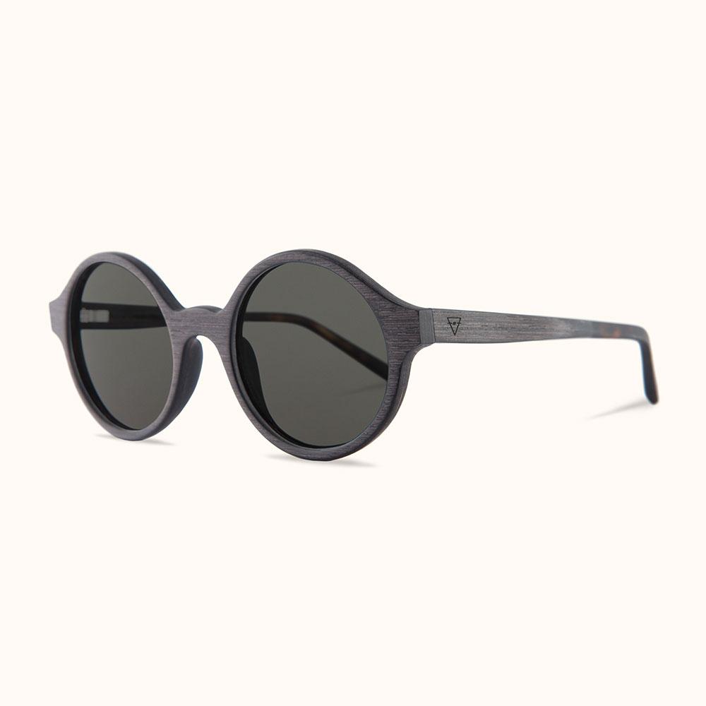 KERBHOLZ|原木太陽眼鏡 Cornelius-黑木