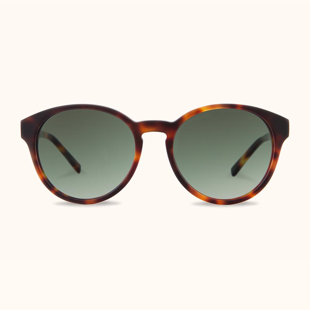 KERBHOLZ|原木太陽眼鏡 Leopold-哈瓦娜膠框