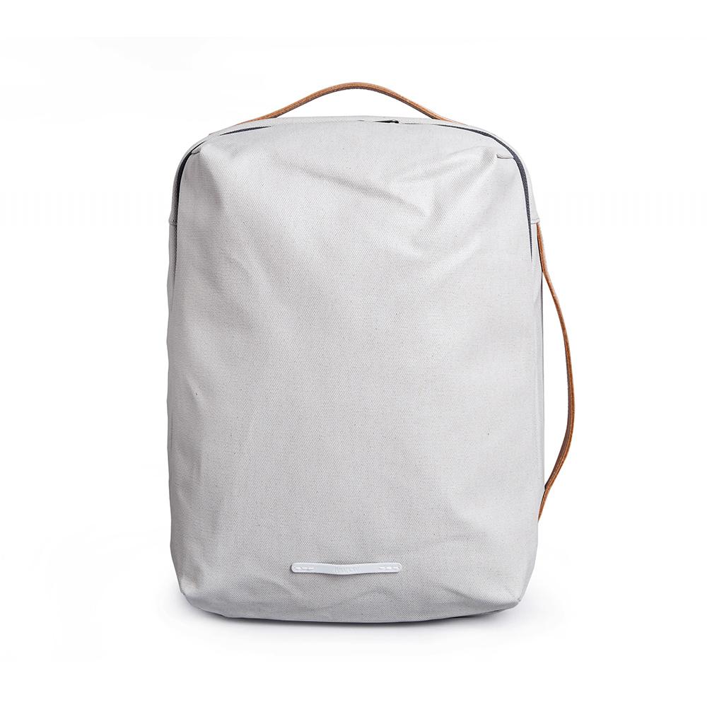RAWROW|帆布系列-13吋三用經典後背包-米灰(RBP270GY)