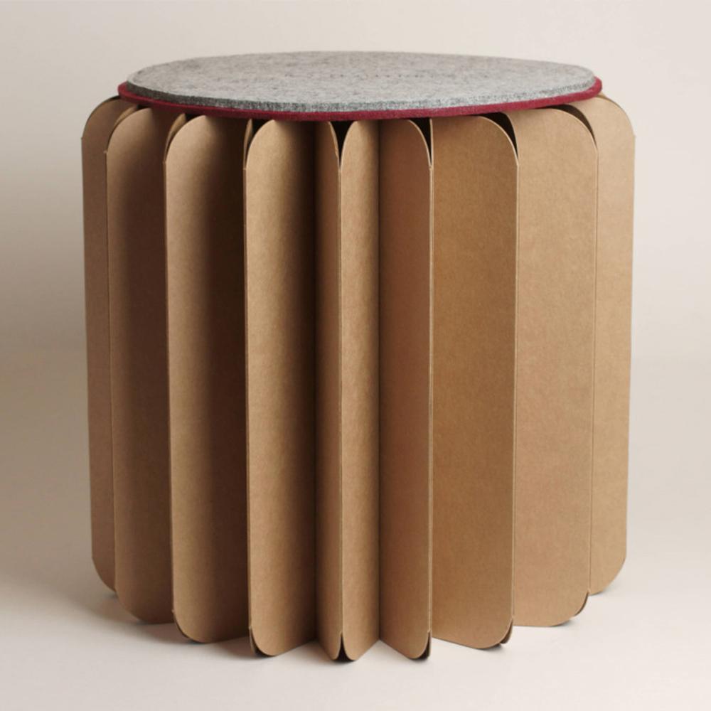 Bookniture|移動傢具-卡其色兩入