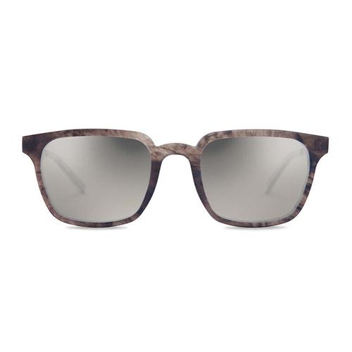 KERBHOLZ|原木太陽眼鏡 Theodor -霧灰膠框/象牙色鏡片