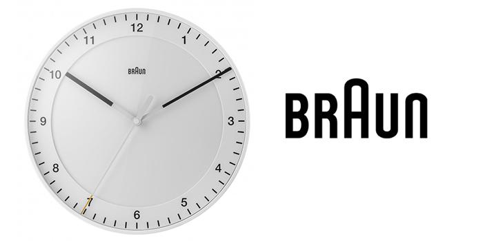 德國BRAUN百靈|復刻經典方形鬧鐘-黑(BNC019BK)