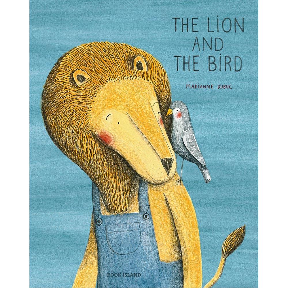 Thames & Hudson | 精選故事繪本-The Lion and the Bird(建議年齡:4歲以上)