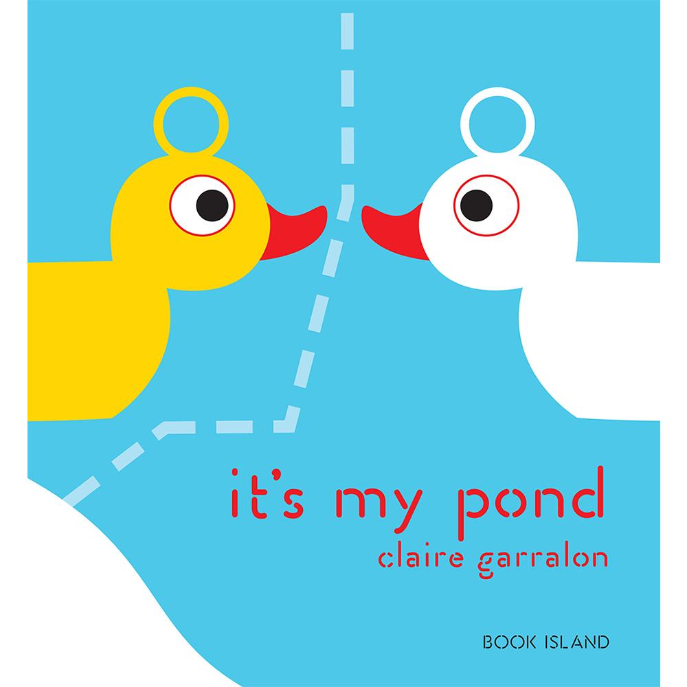 Thames & Hudson | 精選故事繪本-It's My Pond(建議年齡:2歲以上)