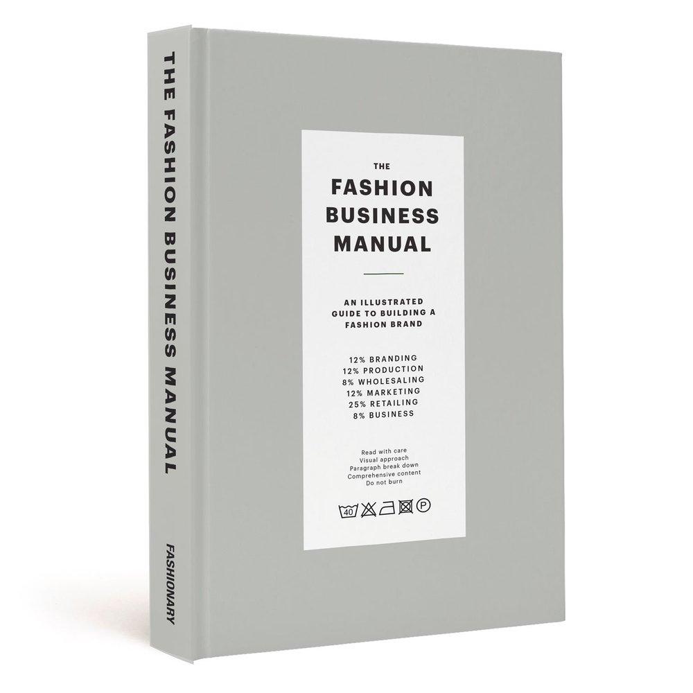 FASHIONARY|時尚產業入門七堂課
