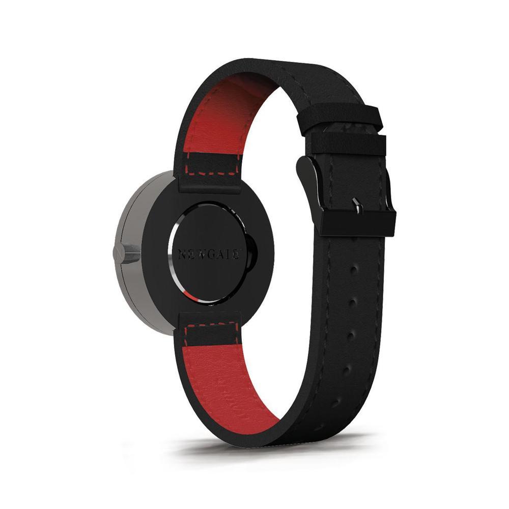 Newgate DRUMMER-經典英倫-義大利皮革錶帶-40mm