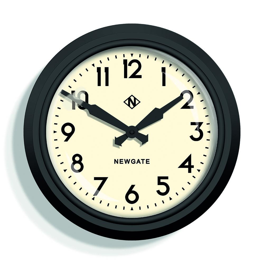Newgate | 英倫風格時鐘-國王十字車站-奶油白-37cm