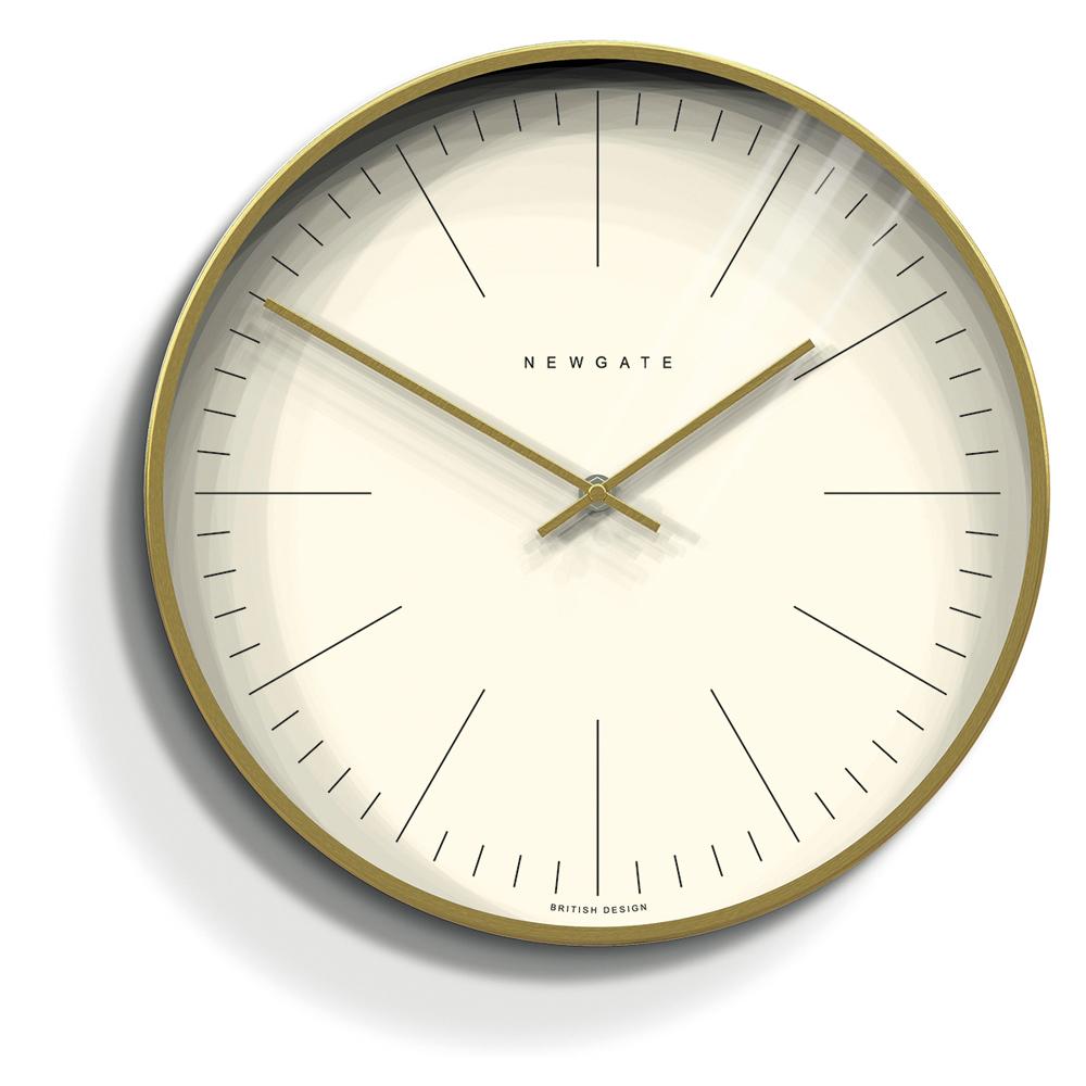 Newgate | 英倫風格時鐘-北歐極簡-刻度-35cm