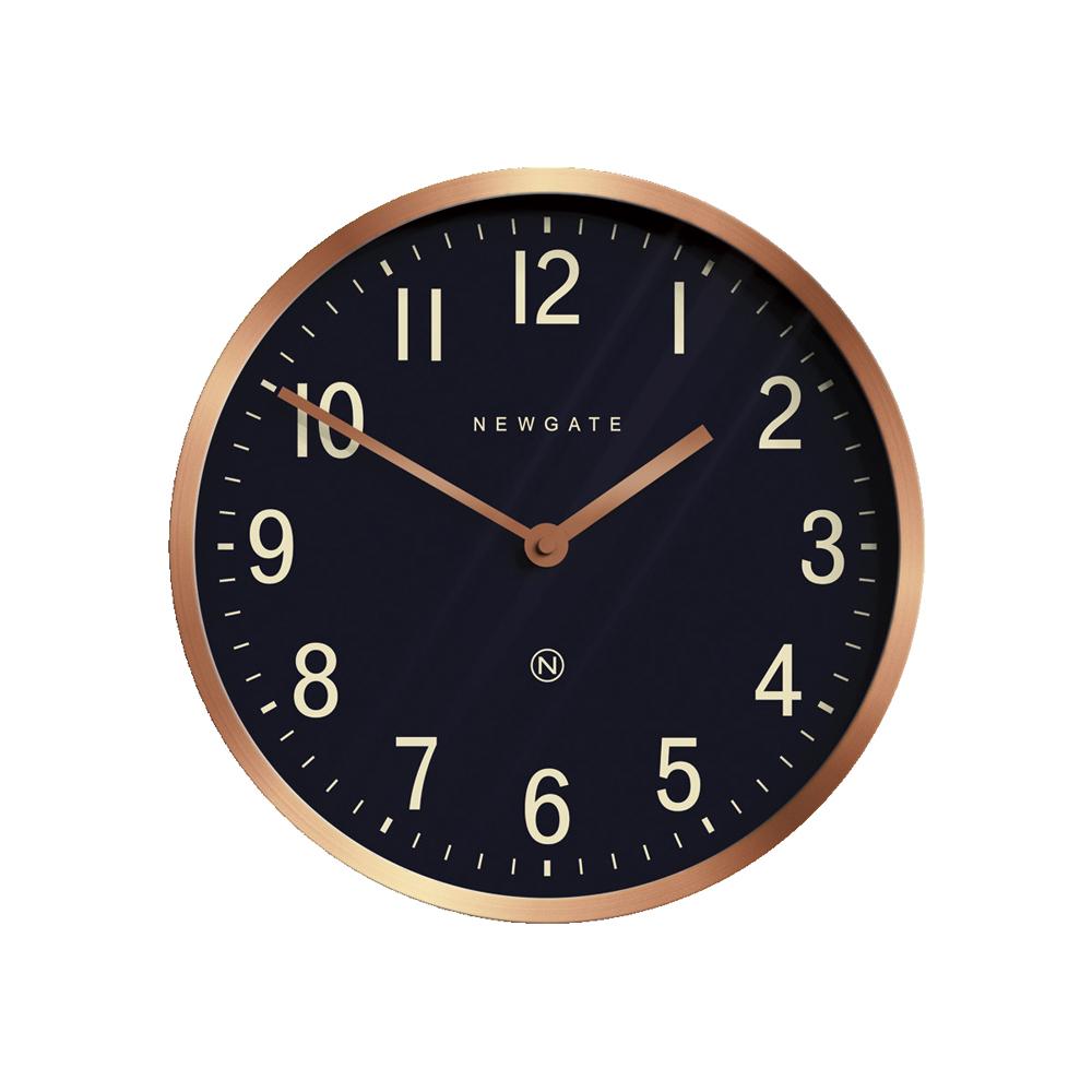 Newgate | 英倫風格時鐘-愛德華公爵-紅銅-30cm
